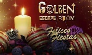 felices-fiestas-golden-escape-room-madrid