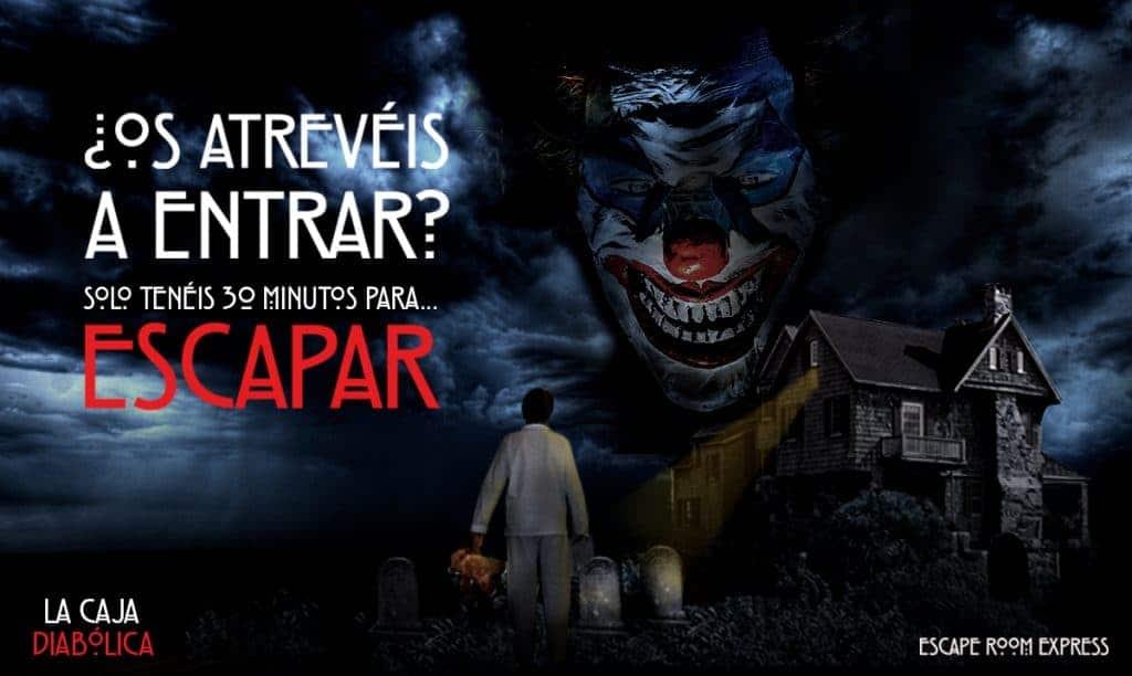 El Mejor Escape Room De Terror En Madrid