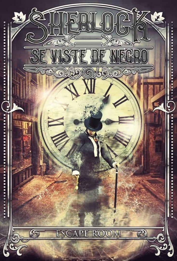 sherlock-se-viste-de-negro-madrid-escape-room