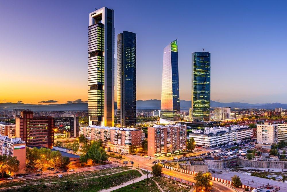 Vacaciones En Madrid